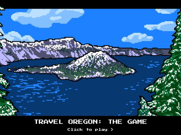 Oregon Trail Is Back! Travel Oregon Has Resurrected the Nostalgic 90s Game | Here's how to play.