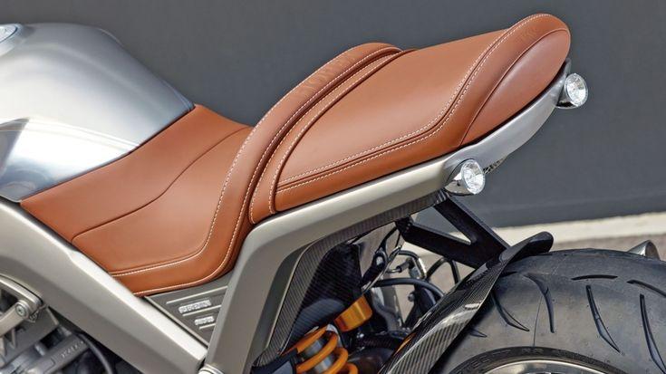 Racing Cafè: Horex VR6 Silver Edition 2016