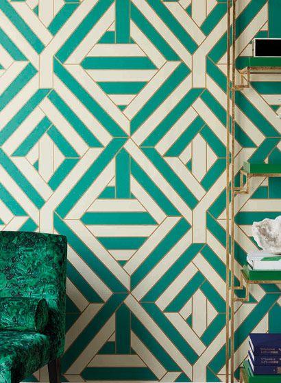 die besten 25 geometrische muster ideen auf pinterest. Black Bedroom Furniture Sets. Home Design Ideas
