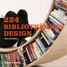 224 bibliothèques design by Alex Johnson édition thames and Hudson