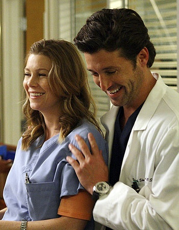 Meredeth and Derek - Grey's Anatomy