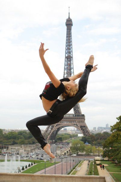 Paris. I want a picture like this next time I go to Paris