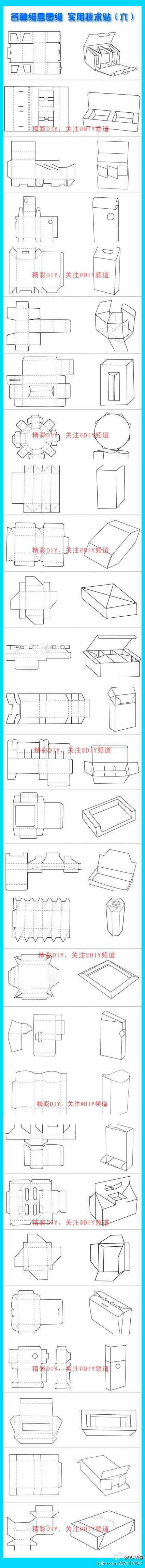 Boxe templates