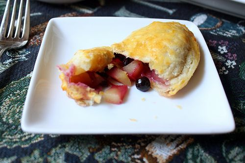 Apple Blueberry Handpies - Packet of summerFruit Recipe