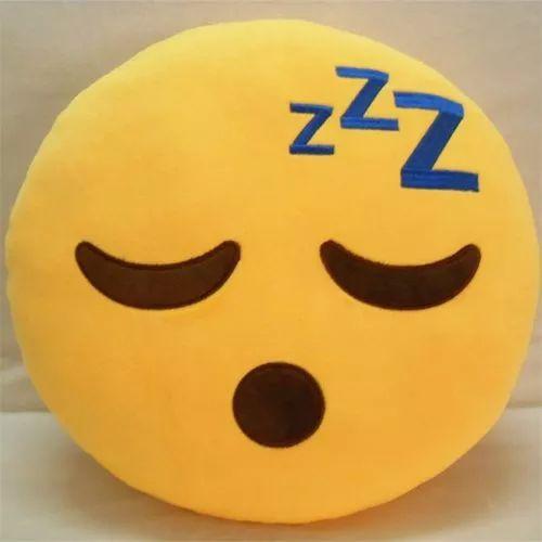 almohadon emoji bordado 35 cm lo mas lindos!!!!