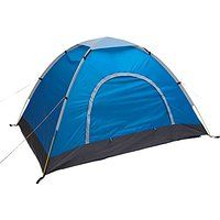 Today's Deals Generic Outdoor Light 2 Person Tent Blue sale