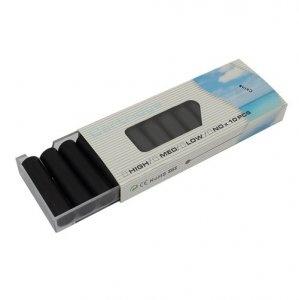 10'er Kartusche für E-Zigaretten mit viel Nikotin