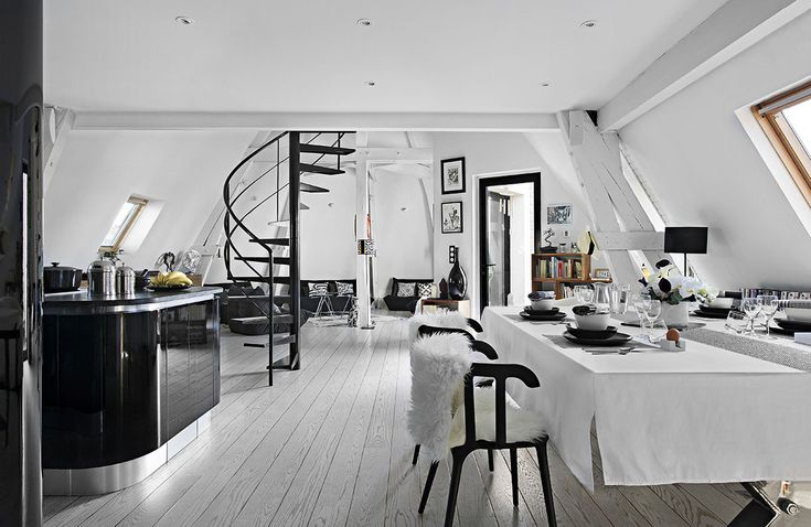 30 Black And White Decor Ideas For A Super Chic Space