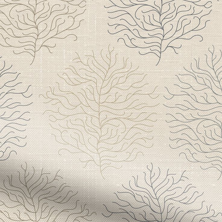Choices Sprigs Woodland Neutral Roller Blind