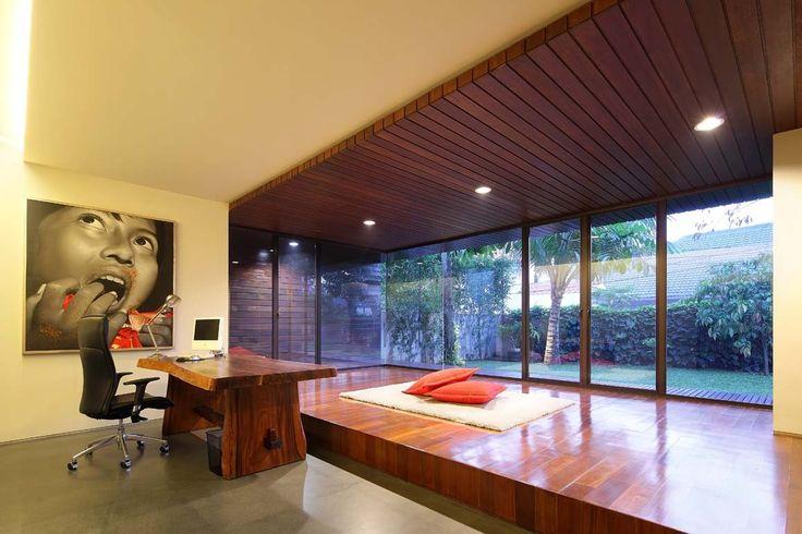 Gallery of Diminished House / Wahana Architects - 14