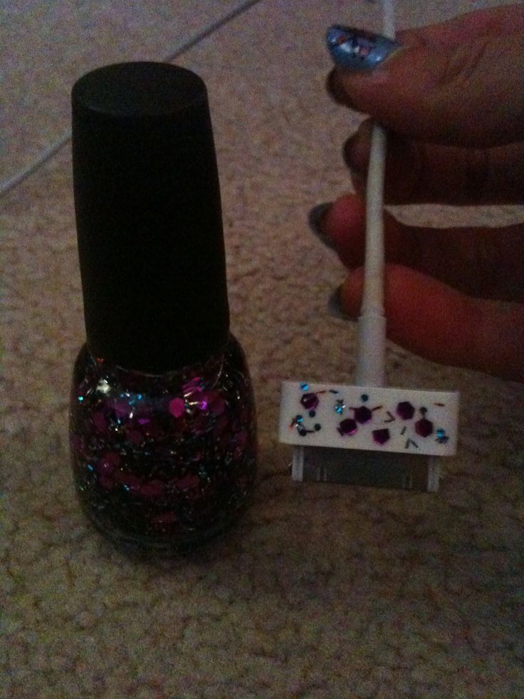 230 best Paint with Nail-Polish images on Pinterest | Nail polish ...
