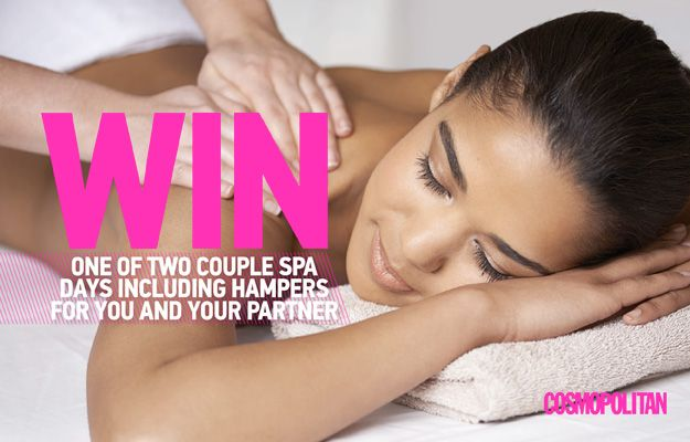 WIN 1 of 2 Couples Spa Days and Gift Hampers from Mangwanani