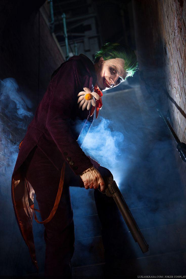 Joker cosplay | by Lukas Krasa