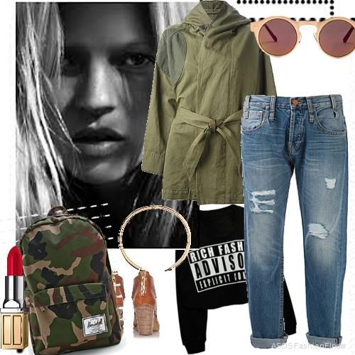Love jeans!! | Women's Outfit | ASOS Fashion Finder