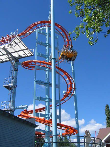 Trombi | Särkänniemi Amusement Park | Finland