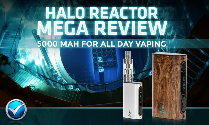 The Halo Reactor Mega.