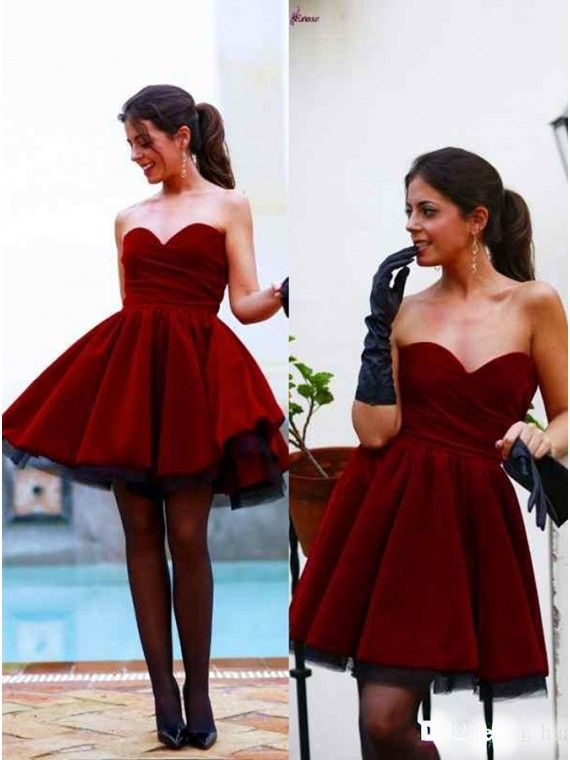 208 best Fashion short prom dress images on Pinterest | Homecoming ...