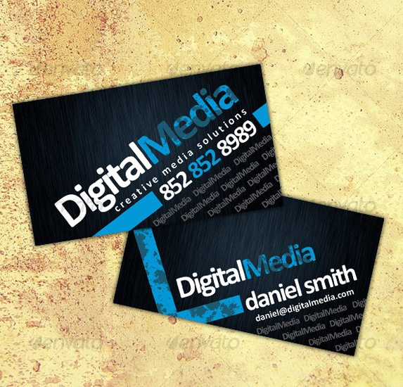 16 best business card website ideas images on pinterest business business card no2 reheart Choice Image