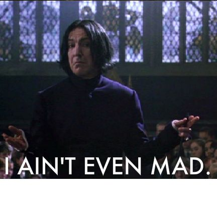 Snape's Transformed From The Most Quotable To Most Meme ...