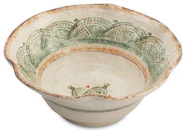 Chianti Serving Bowl - traditional - serveware - Arte Italica