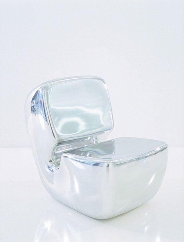 Zenith Chair by Marc Newson