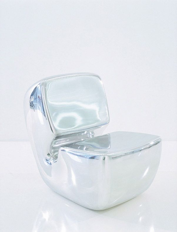Zenith Chair by Marc Newson