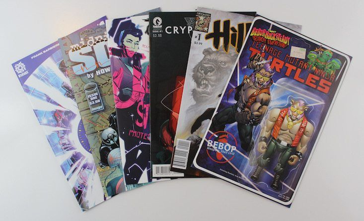 Blindbox Comics Subscription Box Review + Coupon - July 2016 - Read my review of the July 2016 Blindbox Comics Subscription Box and save money on your first shipment!