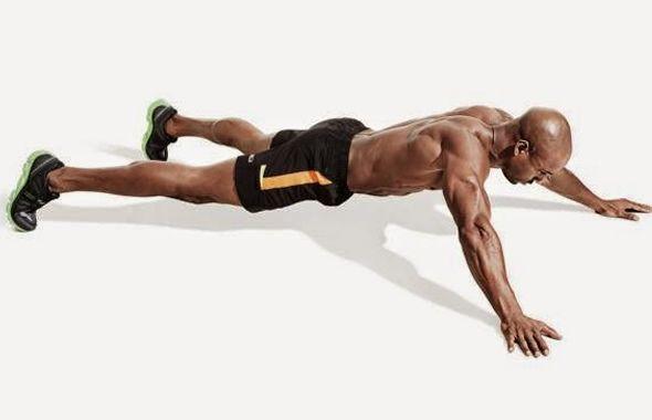 Plank a orologio. Una versione dinamica del plank. Abbiamo giá visto come allenare la versione base del popolarissimo esercizio del plank, oggi Kung Fu Gym vi propone, fra le sue molte evoluzioni, quella dell´orologio che ha la particolaritá di non essere statica come l´esercizio progenitore... Continua su http://www.kungfulife.net/blog/plank-a-orologio-una-versione-dinamica-del-plank/