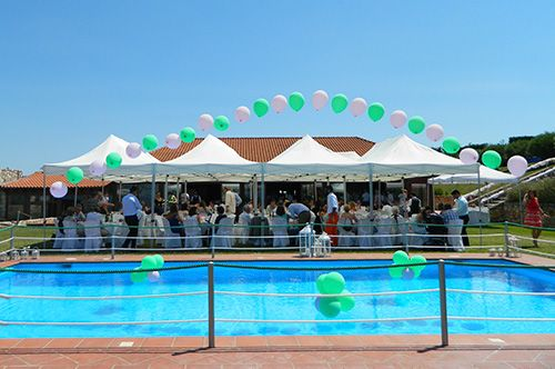 #μπαλόνια #στολισμός #balloons #πισίνα #βάφτιση #βάπτιση #baptism #νασαςζήσει