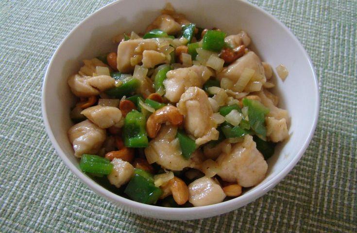 Kip met cashewnoten op Chinese wijze | Blikoortje