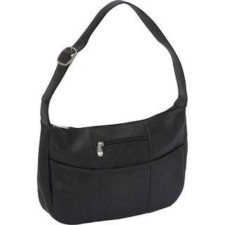 LeDonne Quick Slip Leather Shoulder Bag