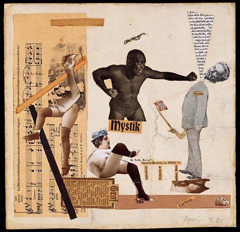 BBC - BBC Arts - Anarchy + Absurdity = Dada: The Cabaret Voltaire at 100