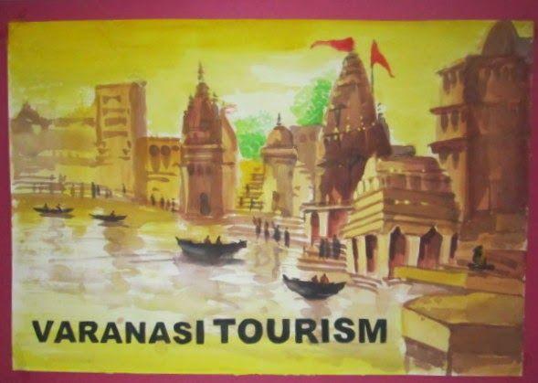 MY ART: Varanasi ghat