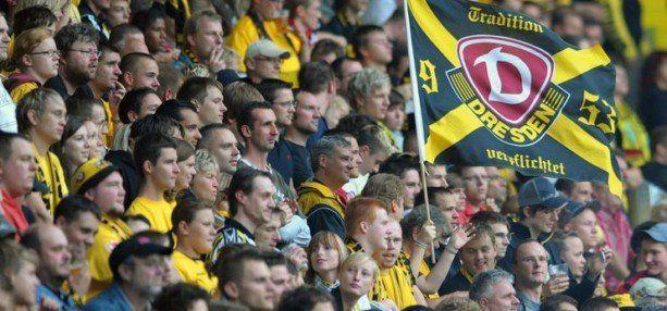 Dynamo Dresden vs MSV Duisburg › Dynamo mit glücklichem Sieg