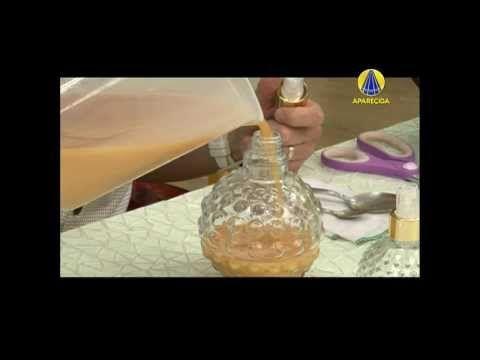 Tudo Artesanal | Aromatizador Dourado por Peter Paiva - 01 de Novembro de 2013 - YouTube