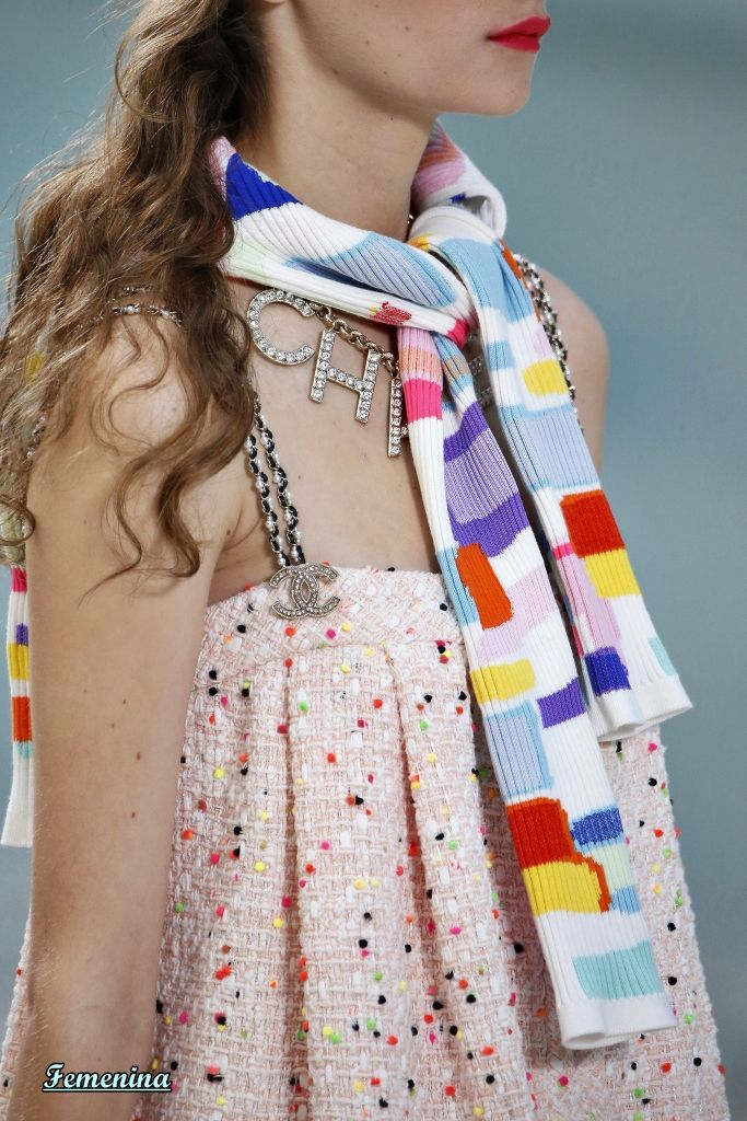08e6f274 Chanel Spring/Summer 2019 RTW -Details | Fashion | Chanel spring ...