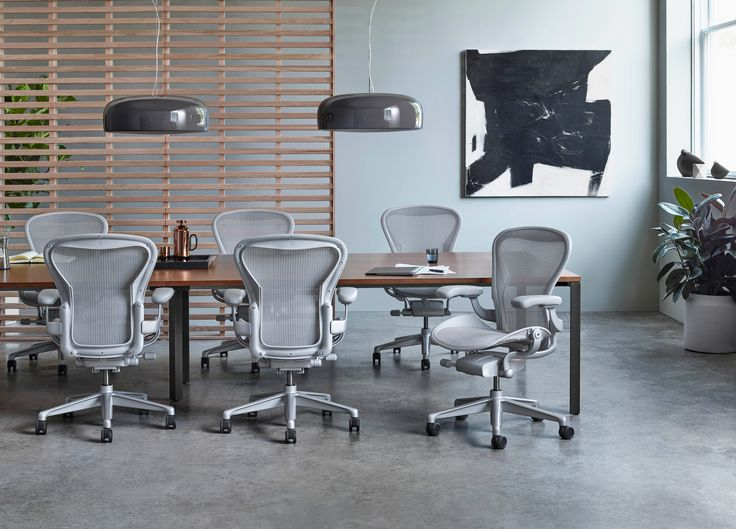 Marvelous For Designers And Organizations, Cross Performance Design Makes Aeron  Suitable For A Wide Array Photo