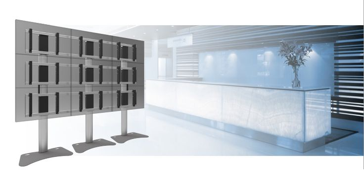 Hai un sistema videowall ma non sai dove trovare la giusta struttura per installarlo? Visita la nuova sezione del ns. catalogo online: modularità ed efficenza al tuo servizio.