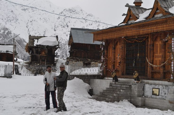 Chitkul- I almost reached the Gods!