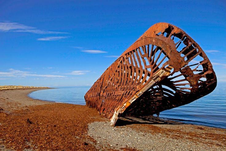 Las Mejores Fotografías del Mundo: Barcos abandonados..