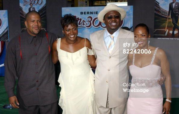 Bernie Mac Real Family