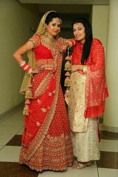 Indianwedding#redbridecolou