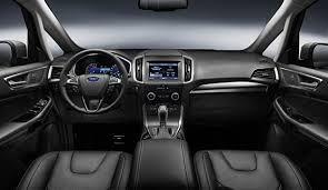 2015 Ford S-MAX Interior