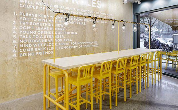 Le restaurant Yoi Stockholm - Comme vous le savez, sur Shake My Blog on adore vous parler de design scandinave parce qu'on adore leur façon de vivre. Et quand il s'agit de lifestyle sca