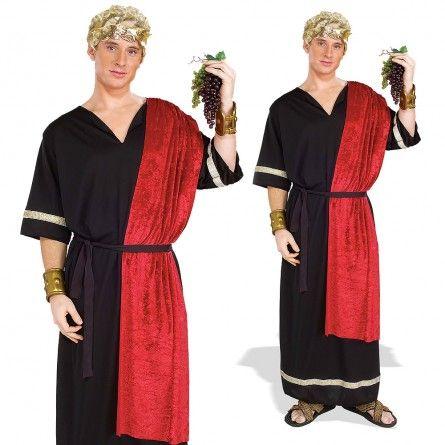 Toga Party Costume Roman Senator