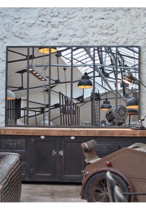 les 25 meilleures id es concernant miroir verriere sur pinterest miroir industriel miroir. Black Bedroom Furniture Sets. Home Design Ideas
