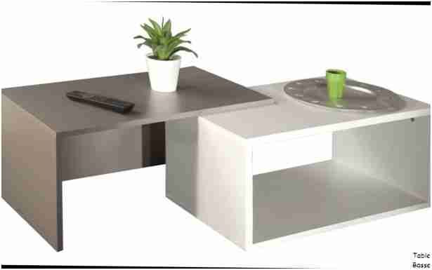 15 Paisible Table Bois Conforama Table Basse Gigogne Table Basse Rangement Table Bois