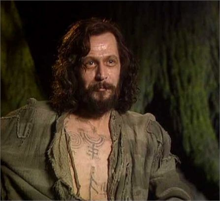 Sirius Black - Harry Potter and the Order of the Phoenix