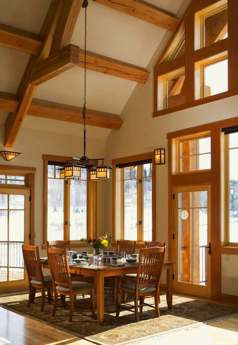beautiful timber framelove the use of craftsman lighting and the use. Interior Design Ideas. Home Design Ideas