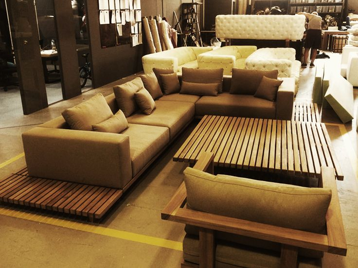 Fur Deco | outdoor sofa and armchairs